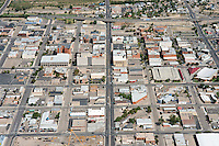 Aerial of downtown Pueblo, Colorado. JC81446