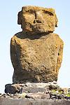 Moai, Ahu Ature Hiki