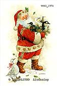 GIORDANO, CHRISTMAS SANTA, SNOWMAN, WEIHNACHTSMÄNNER, SCHNEEMÄNNER, PAPÁ NOEL, MUÑECOS DE NIEVE, paintings+++++,USGI1971,#X#