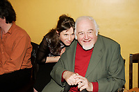 Raymond Levesque at the Launch of his daughter ; Marie Marine album. April 25 2006 at Divan Orange in Montreal.<br /> <br /> <br /> photo : Roussel  - Images Distribution