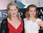 Amy Adams & Meryl Streep at The Columbia Pictures' Screening of  Julie & Julia held at The Mann's Village Theatre in Westwood, California on July 27,2009                                                                   Copyright 2009 DVS / RockinExposures
