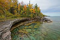 5 Mile Point Autumn landscape