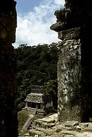 ruines mayas, plenque,<br /> Mexique<br /> <br /> (date inconnue)<br /> <br /> PHOTO : Michel Faugere Publiphoto- Agence Quebec Presse