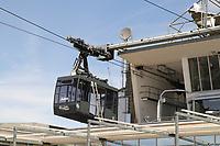 Bergbahn Rosshütte wird gewartet - Seefeld 26.05.2021: Trainingslager der Deutschen Nationalmannschaft zur EM-Vorbereitung