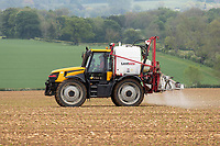 27-5-2021 Spraying sugar beet<br /> ©Tim Scrivener Photographer 07850 303986<br />      ....Covering Agriculture In The UK....