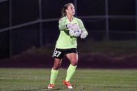 Piscataway, NJ - Sunday Sept. 25, 2016: Caroline Casey during a regular season National Women's Soccer League (NWSL) match between Sky Blue FC and the Portland Thorns FC at Yurcak Field.