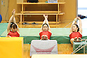 Women's Japan National Team Training Camp for London Olympics
