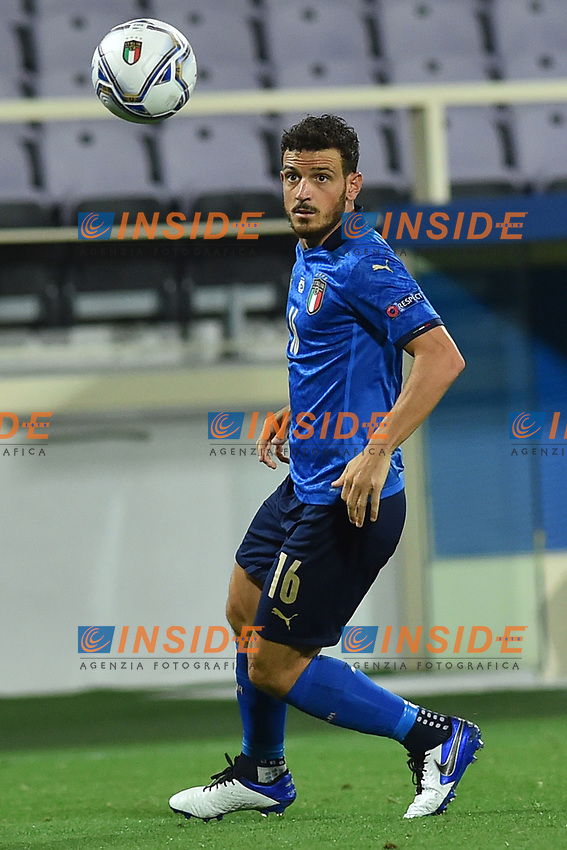 Alessandro Florenzi of Italy during the Uefa Nation League Group Stage A1 football match between Italy and Bosnia at Artemio Franchi Stadium in Firenze (Italy), September, 4, 2020. Photo Massimo Insabato / Insidefoto
