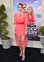"""LOS ANGELES, USA. June 11, 2019: Emma Fuhrmann at the premiere of """"Murder Mystery"""" at Regency Village Theatre, Westwood.<br /> Picture: Paul Smith/Featureflash"""