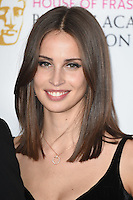 Heida Reed<br /> in the winners room at the 2016 BAFTA TV Awards, Royal Festival Hall, London<br /> <br /> <br /> ©Ash Knotek  D3115 8/05/2016