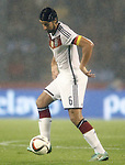 Germany's Khedira during international friendly match.November 18,2014. (ALTERPHOTOS/Acero)