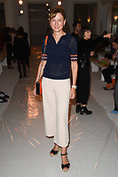 Fiona Bruce<br /> at the Jasper Conran SS18 Show as part of London Fashion Week, London<br /> <br /> <br /> ©Ash Knotek  D3308  16/09/2017