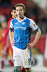 St Johnstone v Aberdeen…13.12.17…  McDiarmid Park…  SPFL<br />Steven MacLean<br />Picture by Graeme Hart. <br />Copyright Perthshire Picture Agency<br />Tel: 01738 623350  Mobile: 07990 594431