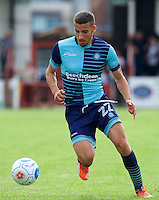 Nick Freeman of Wycombe Wanderers during the Friendly match between Maidenhead United and Wycombe Wanderers at York Road, Maidenhead, England on 30 July 2016. Photo by Alan  Stanford PRiME Media Images.