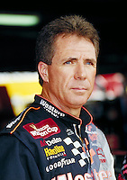 DARREL WALTRIP WINSTON CUP RACE DOVER DOWNS SPEEDWAY. DARREL WALTRIP, PROFESSIONAL RACE CAR DRIVER. DOVER DELAWARE USA.