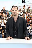 Claes BANG en photocall pour le film THE SQUARE, lors du soixante-dixième (70ème) Festival du Film à Cannes, Palais des Festivals et des Congres, Cannes, Sud de la France, samedi 20 mai 2017. Philippe FARJON / VISUAL Press Agency