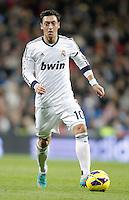 Real Madrid's Mesut Özil during La Liga match. December 16, 2012. (ALTERPHOTOS/Alvaro Hernandez)