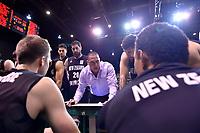 New Zealand Tall Blacks' Coach Paul Henare, FIBA World Cup Basketball Qualifier - NZ Tall Blacks v Jordan at Horncastle Arena, Christchurch, New Zealand on Thursday 29 November  2018. <br /> Photo by Masanori Udagawa. <br /> www.photowellington.photoshelter.com