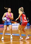 NELSON, NEW ZEALAND - Premiership Netball: Tactix v Steel, Monday 14th June 2021. Trafalgar Centre, Nelson, New Zealand. (Photos by Trina Brereton/Shuttersport Limited)