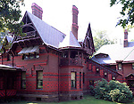 The Mark Twain House.77 Forest St.Hartford, CT