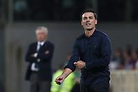 Vincenzo Montella coach of Fiorentina gestures<br /> Firenze 24-8-2019 Stadio Artemio Franchi <br /> Football Serie A 2019/2020 <br /> ACF Fiorentina - SSC Napoli <br /> Photo Cesare Purini / Insidefoto