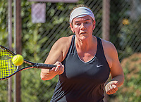 Etten-Leur, The Netherlands, August 27, 2017,  TC Etten, NVK, Eva Haslinghuis (NED)<br /> Photo: Tennisimages/Henk Koster