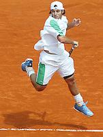 1-6-06,France, Paris, Tennis , Roland Garros, Grosjean