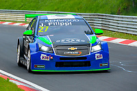 Race of Germany Nürburgring Nordschleife 2016 Free Training 1 WTCC 2016 #27 TC1 Campos Racing Chevrolet RML. Cruze TC1 John Filippi (FRA) © 2016 Musson/PSP. All Rights Reserved.