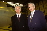 John Brown, Octobre 1996