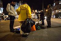 "09.12.2015 - ""Solidarity NOT Charity"" - Camden Town"