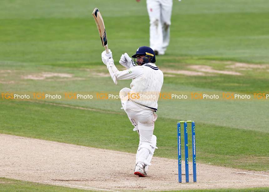 Hamid Qadri bats for Kent during Kent CCC vs Sussex CCC, LV Insurance County Championship Group 3 Cricket at The Spitfire Ground on 13th July 2021