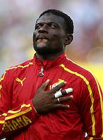 Ghana goalkeeper Fatawu Dauda