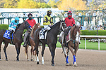 April 10, 2021:#2 Caddo River in the Arkansas Derby at Oaklawn Park in Hot Springs,  Arkansas. Ted McClenning/Eclipse Sportswire/CSM