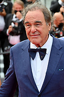 CANNES, FRANCE. July 12, 2021: Oliver Stone at the gala premiere of Wes Anderson's The French Despatch at the 74th Festival de Cannes.<br /> Picture: Paul Smith / Featureflash