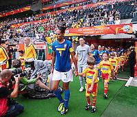 Fifa Women's World Cup Germany 2011 : Brazil - Australia  at Borussia - Park in Munchengladbach : Aline.foto DAVID CATRY / Vrouwenteam.be