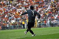 Daniel Haas (Hoffenheim)<br /> TSG 1899 Hoffenheim vs. Galatasaray Istanbul, Carl-Benz Stadion Mannheim<br /> *** Local Caption *** Foto ist honorarpflichtig! zzgl. gesetzl. MwSt. Auf Anfrage in hoeherer Qualitaet/Aufloesung. Belegexemplar an: Marc Schueler, Am Ziegelfalltor 4, 64625 Bensheim, Tel. +49 (0) 6251 86 96 134, www.gameday-mediaservices.de. Email: marc.schueler@gameday-mediaservices.de, Bankverbindung: Volksbank Bergstrasse, Kto.: 151297, BLZ: 50960101
