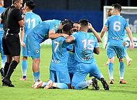 Jaguares F. C. vs Atletico Junior 11–11-2020. LBP_2020