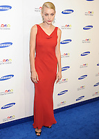 NEW YORK CITY, NY, USA - JUNE 10: Jessica Stam at the 13th Annual Samsung Hope For Children Gala held at Cipriani Wall Street on June 10, 2014 in New York City, New York, United States. (Photo by Celebrity Monitor)