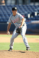 Bryan Price - Peoria Javelinas - 2010 Arizona Fall League.Photo by:  Bill Mitchell/Four Seam Images..