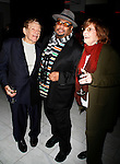 Jerry Stiller & Stew & Anne Meara<br /> atttending the Opening Night Performance After Party for PASSING STRANGE at ESPACE in New York City. February 28, 2008