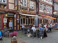 Restaurant Schweine-Schulze, Neue Str. 36, Celle, Niedersachsen, Deutschland, Europa<br /> restaurant Schweine Schulze, Neue St. 36, Celle, Lower Saxony, Germany, Europe