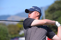 Jaeseung Na. Day two of the Renaissance Brewing NZ Stroke Play Championship at Paraparaumu Beach Golf Club in Paraparaumu, New Zealand on Friday, 19 March 2021. Photo: Dave Lintott / lintottphoto.co.nz