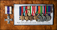 BNPS.co.uk (01202 558833)<br /> Pic: PhilYeomans/BNPS<br /> <br /> Susan's father Brig Peter Curtis medal set (including false MC) that she was shocked to find on a London dealers website for sale.<br /> <br /> Military museum in hot water over missing medals..<br /> <br /> A woman whose father and grandfather donated their highly-valuable gallantry medals to an army museum is furious they have disappeared having been suspiciously substituted for duplicates.<br /> <br /> Susan Bond, whose husband Richard is a retired crown court judge, discovered the two Military Cross groups at the The Royal Green Jackets Museum are not the ones bequeathed to them after one set appeared on the open market.<br /> <br /> Mrs Bond confronted the trustees at the museum, whose former Colonel-in-Chief was the Queen, but the 70-year-old has been left dismayed at their 'indifferent' response at the loss which they have been unable to properly explain.<br /> <br /> The owners - the museum based in Winchester, Hants - said they were satisfied that no criminal activity had taken place and the police investigation came to nothing.