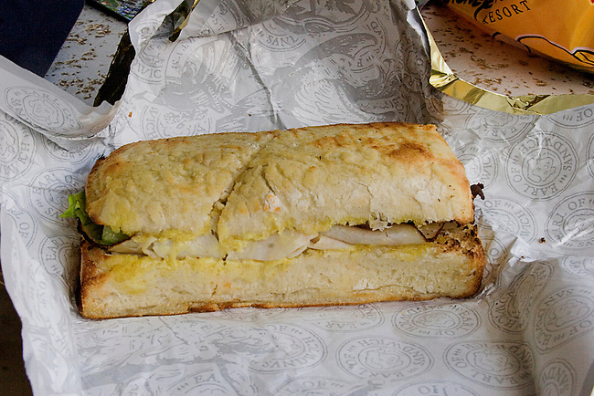 Earl of Sandwich Restaurant, Disney Marketplace, Orlando, Florida