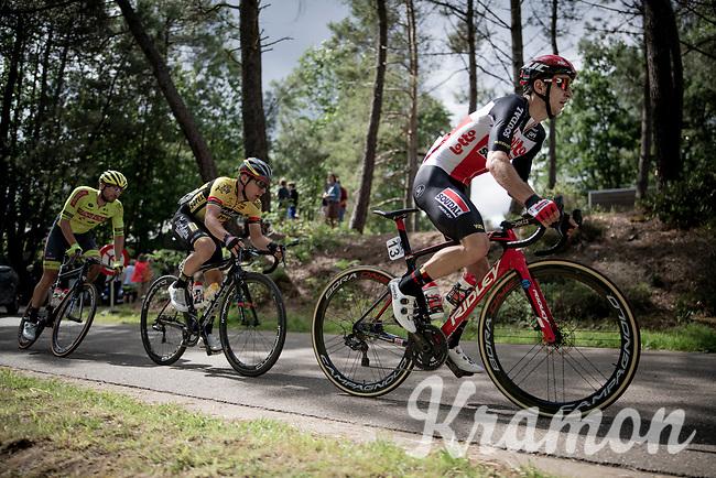 Jasper de Buyst (BEL/Lotto-Soudal)<br /> <br /> the inaugural GP Vermarc 2020 is the very first pro cycling race in Belgium after the covid19 lockdown of Spring 2020 & which was only set up some weeks in advance to accommodate belgian teams by providing racing opportunities asap after the lockdown allowed for racing to restart (but still under strict quarantine / social distancing measures for the public, riders & press)<br /> <br /> Rotselaar (BEL), 5 july 2020<br /> ©kramon