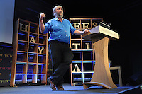 Hay on Wye. Friday 03 June 2016<br />Mike Parker Pearson at the Hay Festival, Hay on Wye, Wales, UK