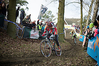 Klaas Vantornout (BEL/Sunweb-Napoleon Games) back in the game after some time out of racing due to illness<br /> <br /> GP Sven Nys 2015