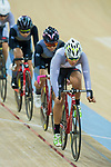 Pang Yao of the IND competes in Women Elite - Omnium I Scratch 7.5KM during the Hong Kong Track Cycling National Championship 2017 on 25 March 2017 at Hong Kong Velodrome, in Hong Kong, China. Photo by Marcio Rodrigo Machado / Power Sport Images
