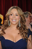 Los Angeles, CA 3-7-2010<br /> Mariah Carey<br /> 82nd Annual Academy Awards<br /> Photo by Nick Sherwood-PHOTOlink