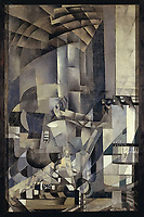 Kazimir Severinovich Malevich (1879-1935), Life in the Grand Hotel.